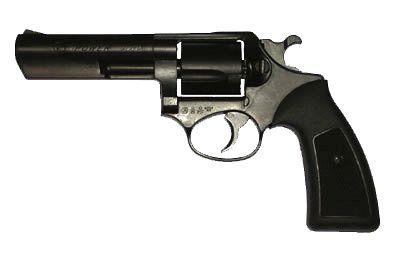 Accueil > Catalogue > Armes > Ruger SP 101 4 pouces