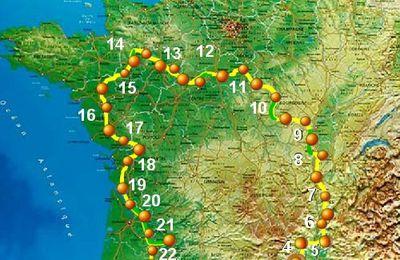 Le Tour de France anti dopage & version slow