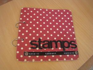 Classeur Stamps