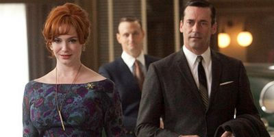 TOP Séries, Place 2 : Mad Men