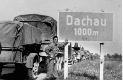 Available : Dachau, Holocaust & US Samurais by Pierre Moulin