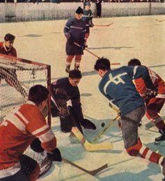 Miracle sur glace à Helsinki