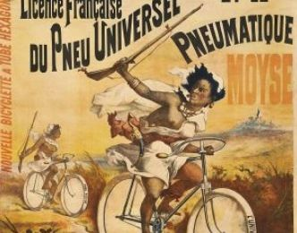 Vente d'une collection de 300 affiches sur le cycle