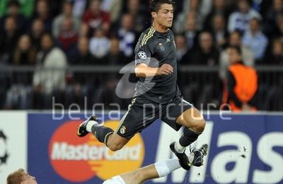 FC Zurich 2 - 5 Real Madrid