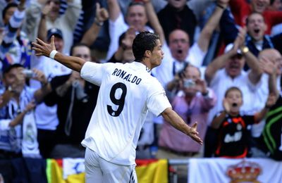 Real Madrid 5 - 0 Xerez DC ( photos)