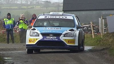 Galway International Rally 2014