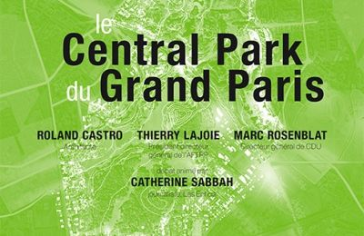 > Central Parc du Grand Paris le 2 fevrier à l'Arsenal