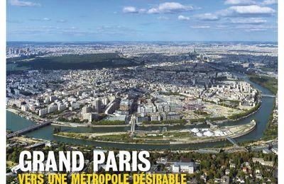 """> Paysage Actualité, bientôt: """"Grand Paris, vers une métropole désirable"""""""