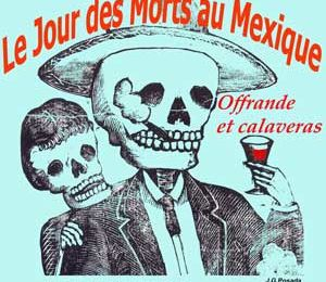 Copinage: le jour des morts au Mexique
