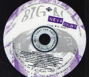 BIG AL - Neva Doubt (The Big One) [Maxi-Single]