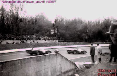 Photos de l'autodrome 1967 - 2004
