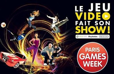 le Paris Games Week