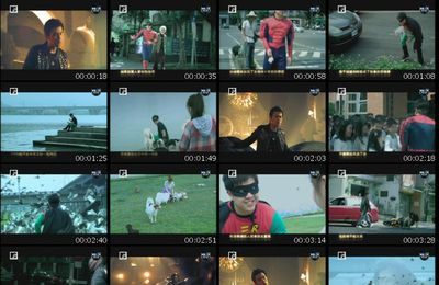 Jay Chou - Superman Can't Fly Le MV