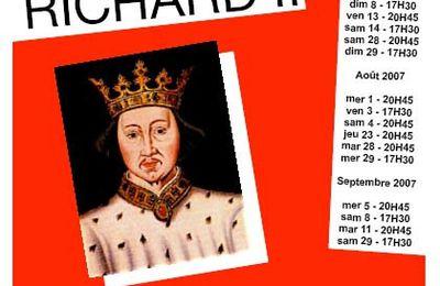 'Richard II' au Théâtre du Nord-Ouest