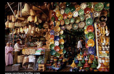 Dans le souk de Marrakech 5