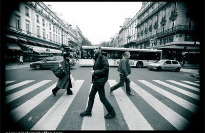 Ehsan Maleki en exil à Paris