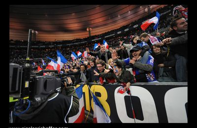 France - Irlande, 18 novembre 2009