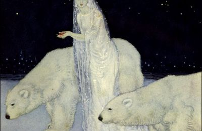 Choses Vues à Toulouse : Illustrations féeriques d'Edmund Dulac...