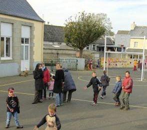 L'école rurale au régime sec