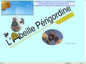Le site de l'Abeille Périgordine