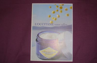 Immortelle - L'Occitane