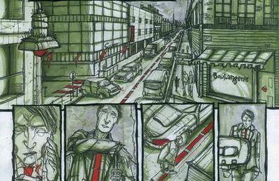 [Projet]BD : Fissure page 3 en couleur.