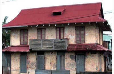 Cayenne: la Casa.