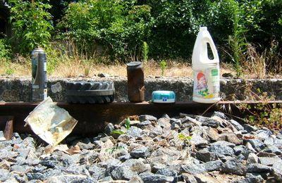 Le Chamboule-tout ferroviaire