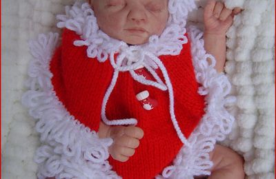 Lilly se croit déjà à Noël ...