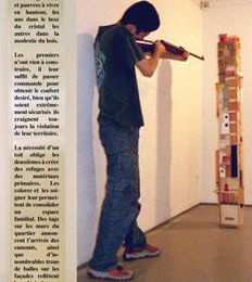 RIFLE. NANTES. 2003