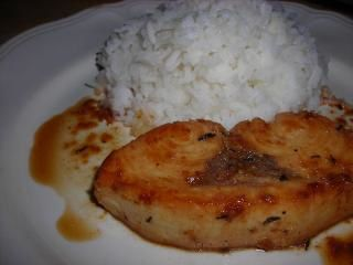 Escalopes d'Espadon