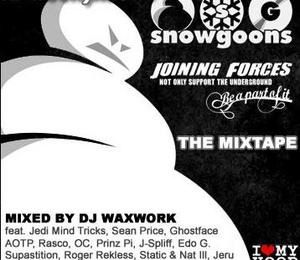 JOINING FORCES MIXTAPE