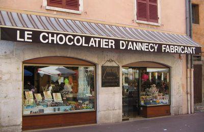 Artisan chocolatier