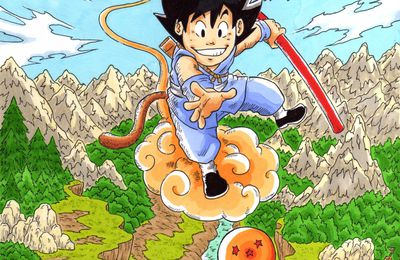 DRAGON BALL fanart