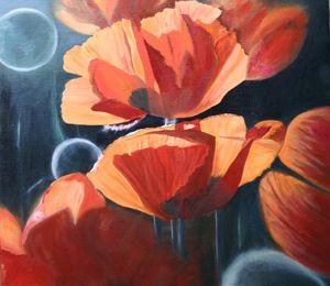 Les peintures à l'huile de Rose Lyn