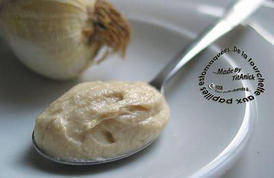 "Sauce au sésame et à l'ail : ""Taratoor"""