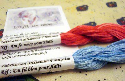 """Echevettes Bleu et rouge : """"opération Haïti"""", suite."""