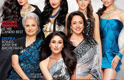 """Women We Love"" in FILMFARE."
