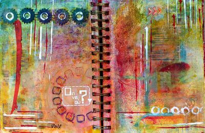 On va où? Art journal