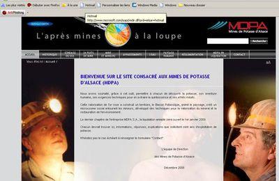 Un site sur les MDPA