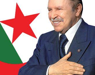 Bouteflika Abdelaziz Ya Raisna Vive L'Algérie