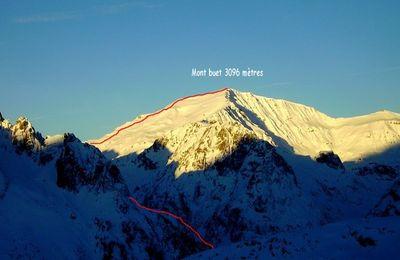 Le Mont Buet..