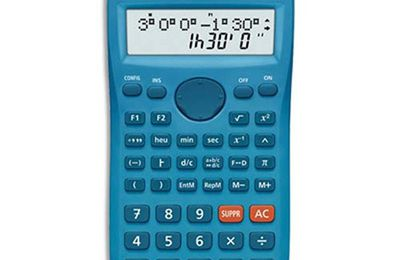 Calculatrice bien pratique ...