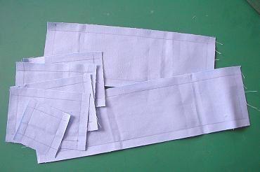 Les coeurs : l'origami