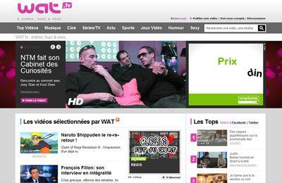 WAT.tv - nouvelle génération