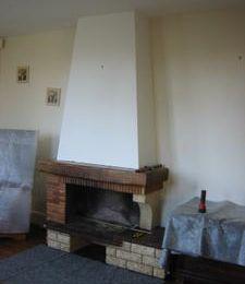 Nouveau feu de cheminée