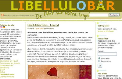 - Interview perso chez Libellulobar -