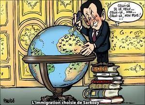 TRABAJAR EN FRANCIA/ Humor: Inmigración elegida (¡traducido!)