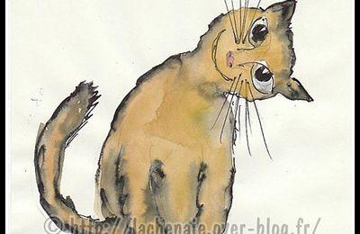 Le chat de Kasimir pour la St Valentin ...