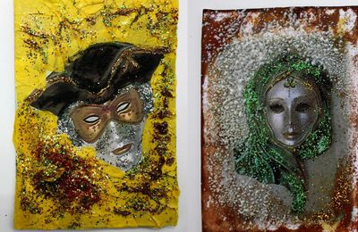 echange ATC - collection masques vénitiens